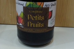 Confiture Petits Fruits